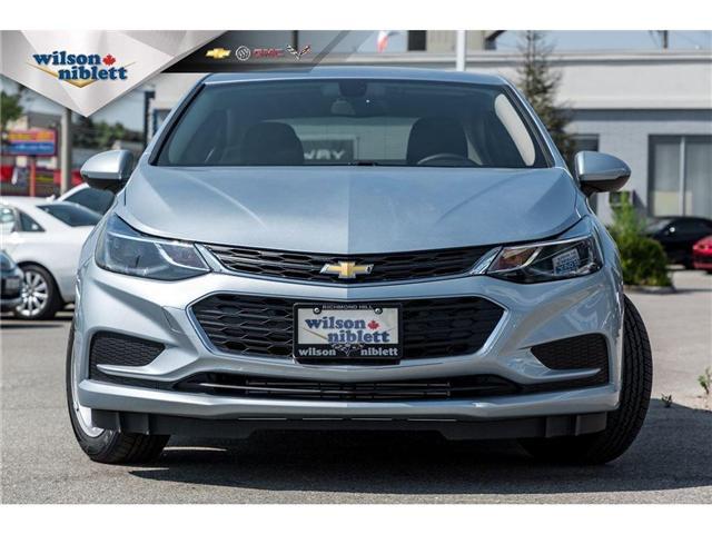 2018 Chevrolet Cruze LT Auto (Stk: 223890) in Richmond Hill - Image 2 of 20