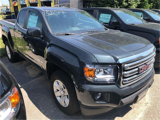2018 GMC Canyon SLE (Stk: 140087) in Richmond Hill - Image 1 of 5