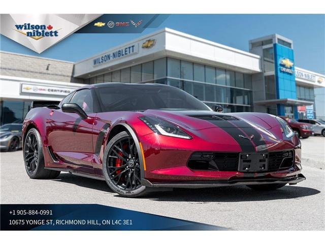 2019 Chevrolet Corvette Z06 (Stk: 600919) in Richmond Hill - Image 1 of 21