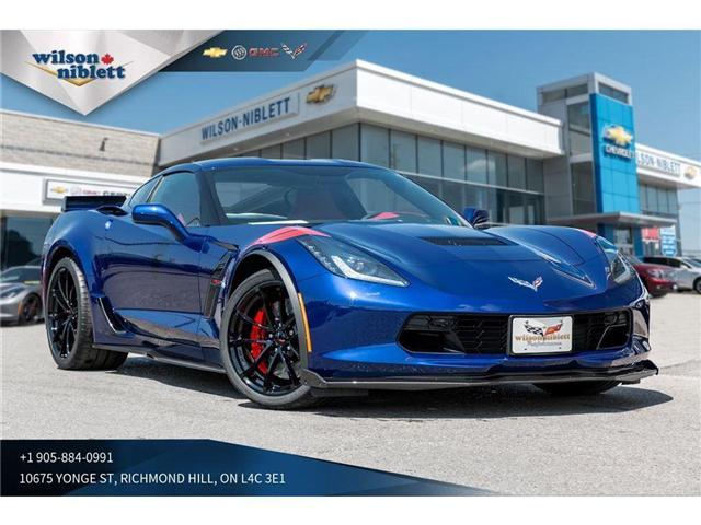 2019 Chevrolet Corvette Grand Sport (Stk: 106972) in Richmond Hill - Image 1 of 23