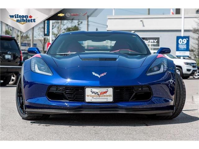 2019 Chevrolet Corvette Grand Sport (Stk: 106972) in Richmond Hill - Image 2 of 23