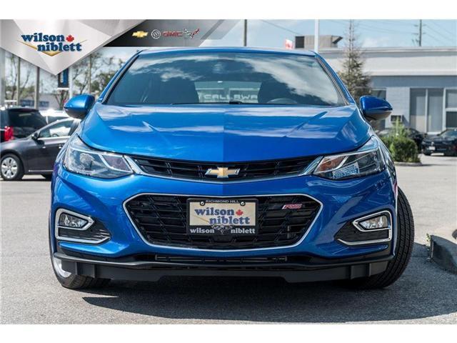 2018 Chevrolet Cruze Premier Auto (Stk: 649828) in Richmond Hill - Image 2 of 20