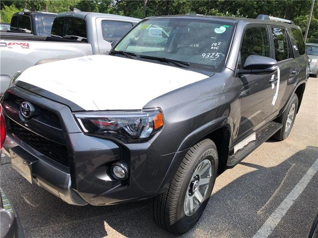 2018 Toyota 4Runner SR5 (Stk: 189029) in Burlington - Image 1 of 5