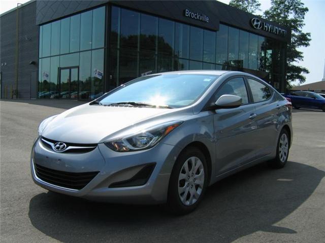 2015 Hyundai Elantra  (Stk: R8183A) in Brockville - Image 1 of 11