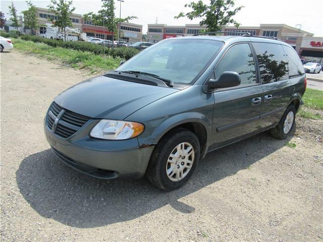 2006 Dodge Caravan WOW! Amazing Deal! LOW KMS! (Stk: 8037492A) in Brampton - Image 1 of 16