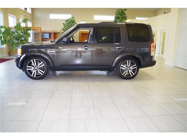 2013 Land Rover LR4 HSE LUXURY REAR DVD (Stk: 5883) in Edmonton - Image 2 of 24