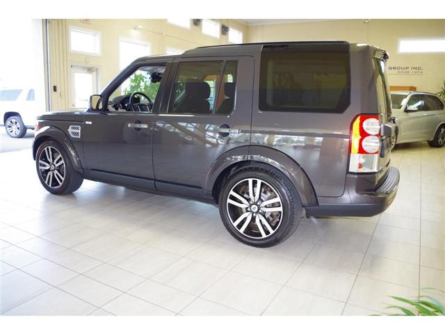 2013 Land Rover LR4 HSE LUXURY REAR DVD (Stk: 5883) in Edmonton - Image 4 of 24