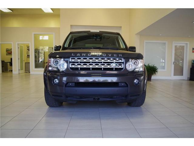 2013 Land Rover LR4 HSE LUXURY REAR DVD (Stk: 5883) in Edmonton - Image 5 of 24