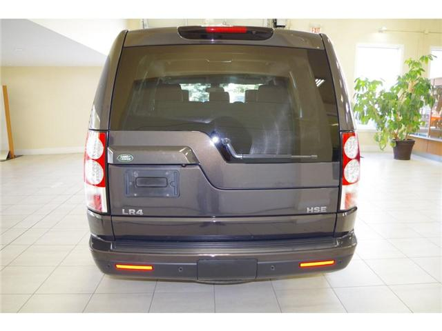 2013 Land Rover LR4 HSE LUXURY REAR DVD (Stk: 5883) in Edmonton - Image 6 of 24