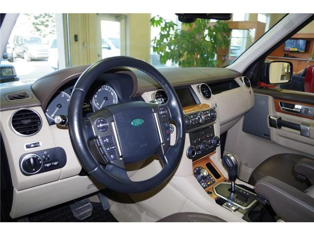 2013 Land Rover LR4 HSE LUXURY REAR DVD (Stk: 5883) in Edmonton - Image 8 of 24