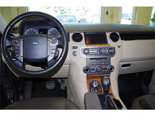 2013 Land Rover LR4 HSE LUXURY REAR DVD (Stk: 5883) in Edmonton - Image 11 of 24