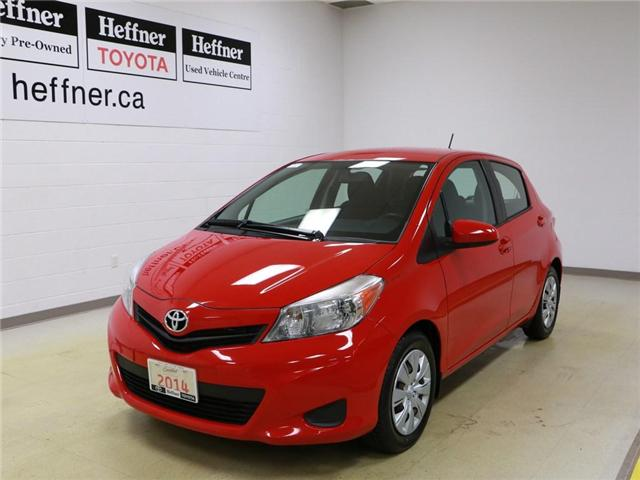 2014 Toyota Yaris LE (Stk: 185950) in Kitchener - Image 1 of 19