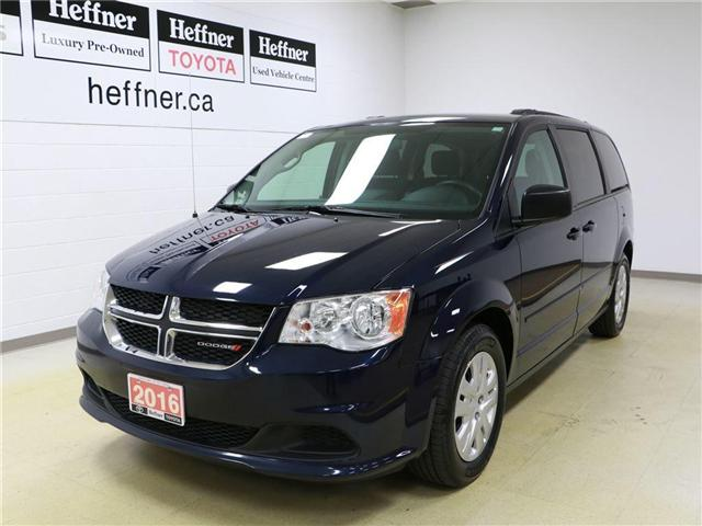 2016 Dodge Grand Caravan SE/SXT (Stk: 185926) in Kitchener - Image 1 of 20