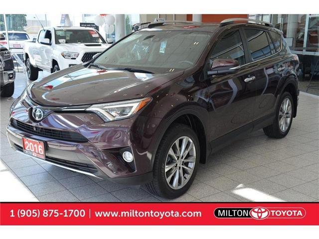 2016 Toyota RAV4 Limited (Stk: 467377) in Milton - Image 1 of 42