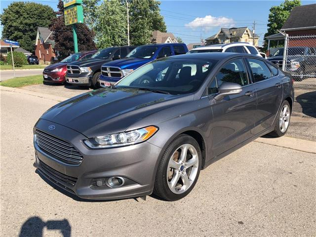 2014 Ford Fusion SE (Stk: 3FA6P0) in Belmont - Image 1 of 18