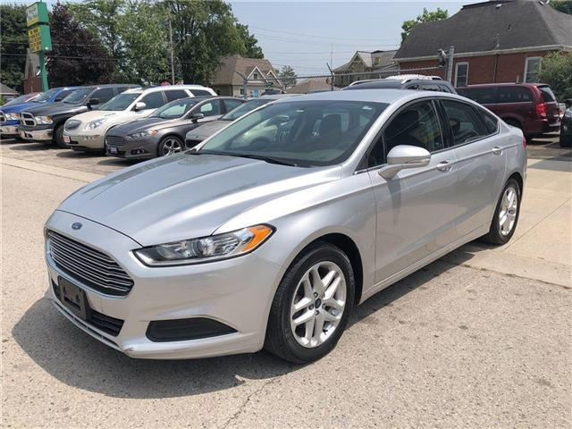 2014 Ford Fusion SE (Stk: 3FA6P0) in Belmont - Image 1 of 16