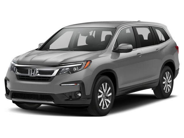 2019 Honda Pilot EX-L Navi (Stk: H25289) in London - Image 1 of 2