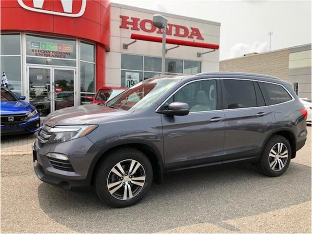 2016 Honda Pilot EX-L RES (Stk: P6931) in Georgetown - Image 1 of 11