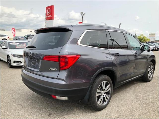 2016 Honda Pilot EX-L RES (Stk: P6931) in Georgetown - Image 2 of 11