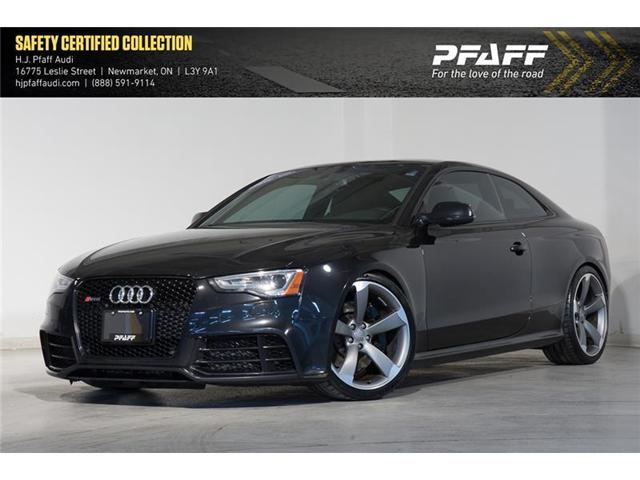 2014 Audi RS 5 4.2 (Stk: A11365A) in Newmarket - Image 1 of 17
