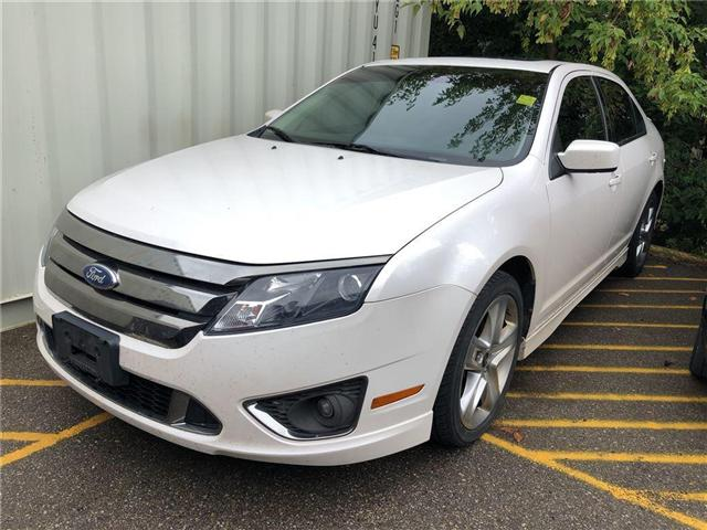 2011 Ford Fusion Sport (Stk: HD17117A) in Woodstock - Image 1 of 14