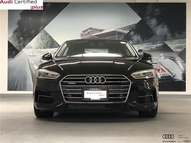 2018 Audi A5 2.0T Komfort (Stk: A2452A) in Richmond - Image 2 of 22