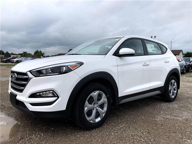 2017 Hyundai Tucson  (Stk: TN17219) in Woodstock - Image 1 of 28