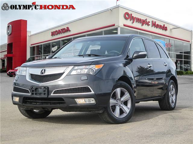 Used Acura MDX For Sale In Guelph Olympic Honda - Used acura mdx for sale