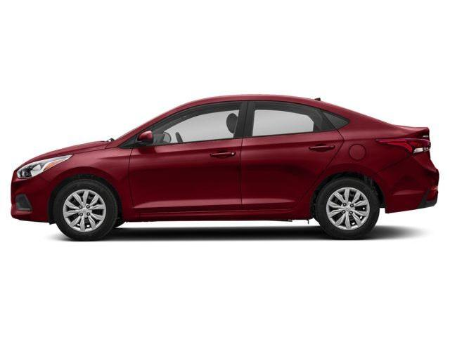 2019 Hyundai Accent Preferred (Stk: 27884) in Scarborough - Image 2 of 9