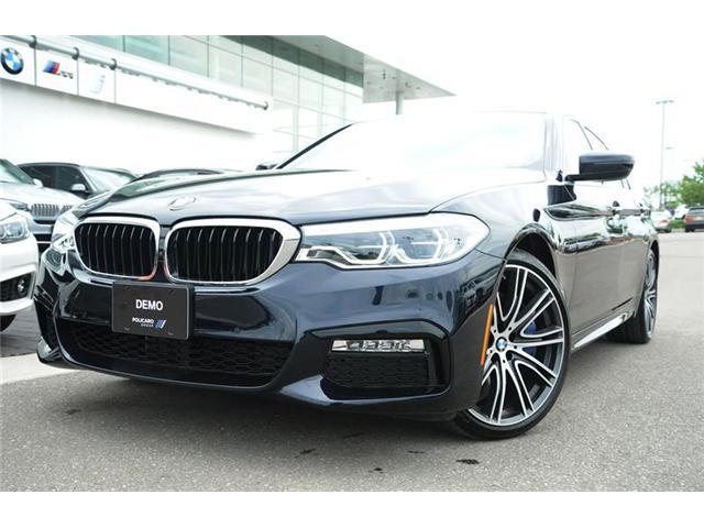 2018 BMW 540 i xDrive (Stk: 8D53244) in Brampton - Image 1 of 12
