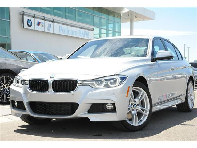 2018 BMW 330i xDrive (Stk: 8B35547) in Brampton - Image 1 of 11