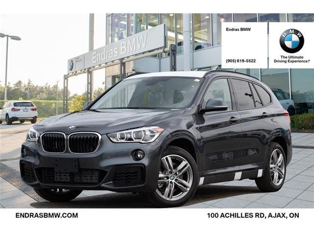 2018 BMW X1 xDrive28i (Stk: 12891) in Ajax - Image 1 of 19