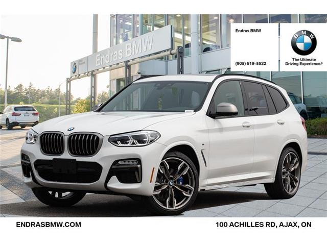 2018 BMW X3 M40i (Stk: 35273) in Ajax - Image 1 of 22
