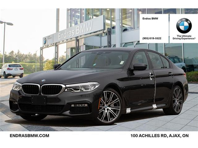 2018 BMW 540d xDrive (Stk: 52374) in Ajax - Image 1 of 22
