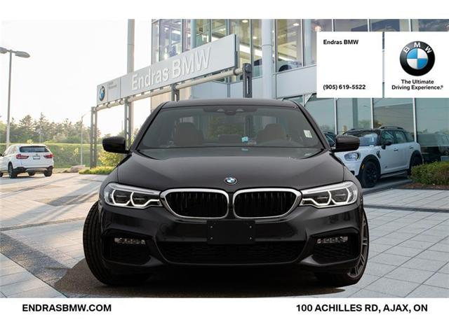2018 BMW 540d xDrive (Stk: 52374) in Ajax - Image 2 of 22