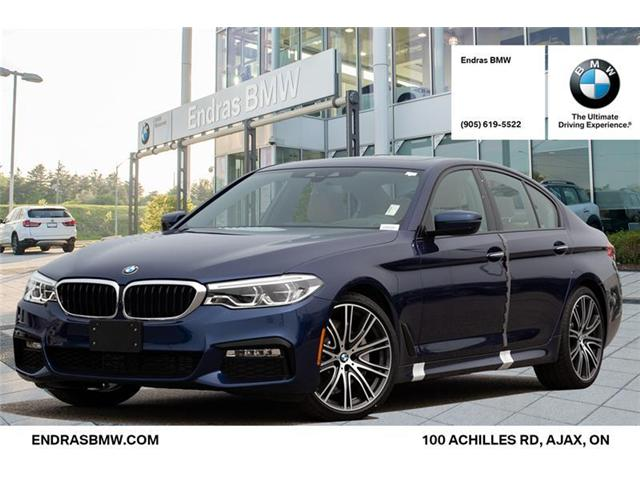 2018 BMW 540d xDrive (Stk: 52378) in Ajax - Image 1 of 22