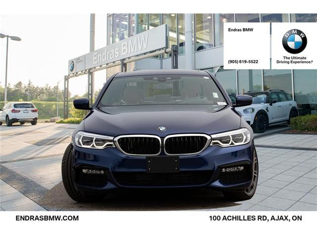 2018 BMW 540d xDrive (Stk: 52378) in Ajax - Image 2 of 22