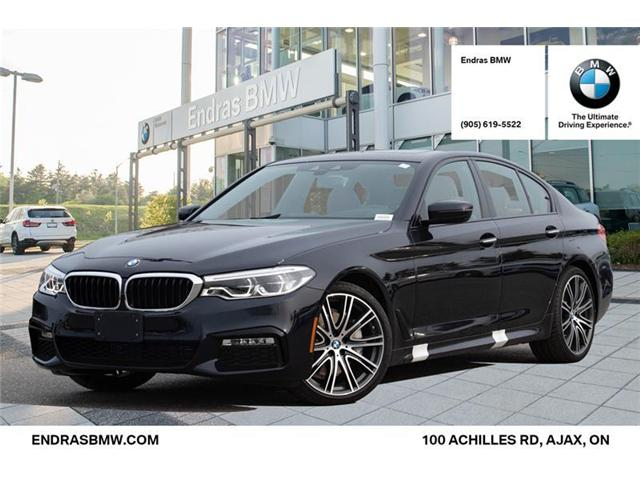 2018 BMW 540d xDrive (Stk: 52379) in Ajax - Image 1 of 22