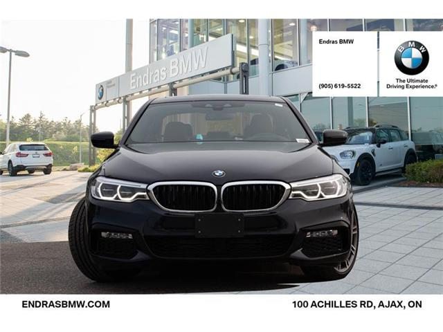 2018 BMW 540d xDrive (Stk: 52379) in Ajax - Image 2 of 22