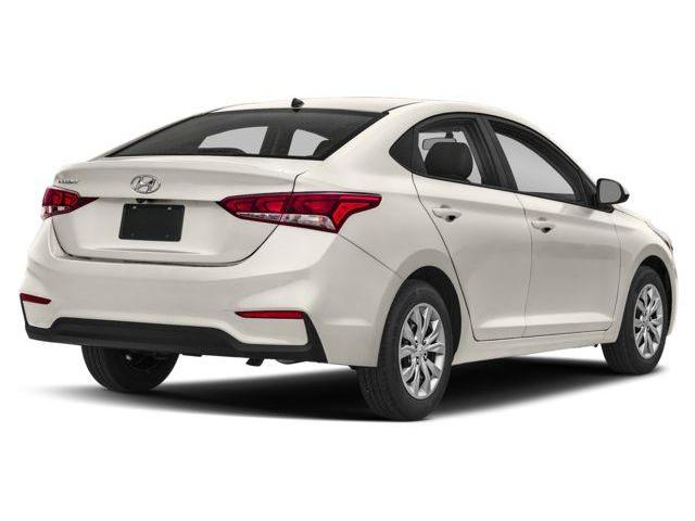 2019 Hyundai Accent Preferred (Stk: KE039597) in Mississauga - Image 3 of 9