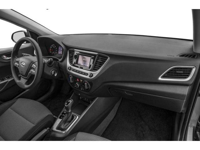 2019 Hyundai Accent Preferred (Stk: AT19002) in Woodstock - Image 9 of 9