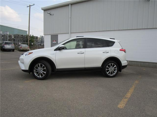 2016 Toyota RAV4 Hybrid Limited (Stk: 1835401 ) in Regina - Image 2 of 40