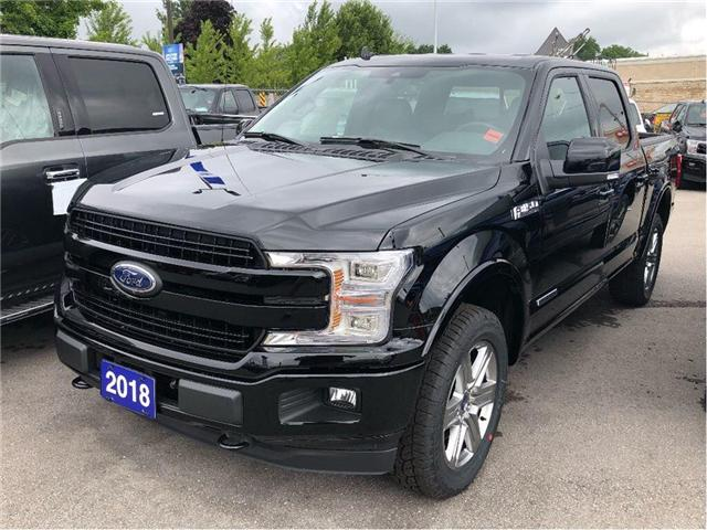 2018 Ford F-150 Lariat (Stk: IF18440) in Uxbridge - Image 1 of 5