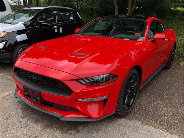 2019 Ford Mustang EcoBoost Premium (Stk: IMU8414) in Uxbridge - Image 1 of 5