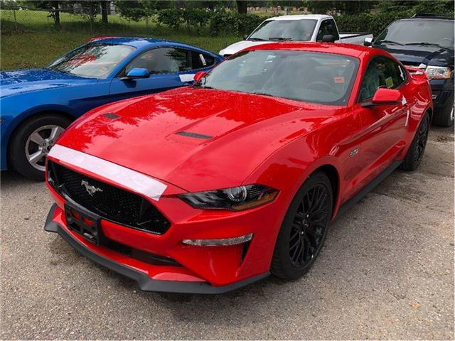 2019 Ford Mustang GT Premium (Stk: IMU8421) in Uxbridge - Image 1 of 5
