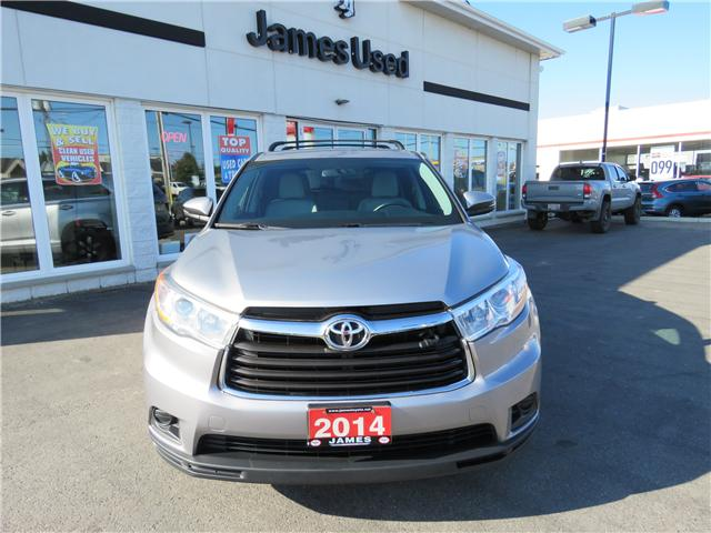 2014 Toyota Highlander LE (Stk: N18264A) in Timmins - Image 2 of 10