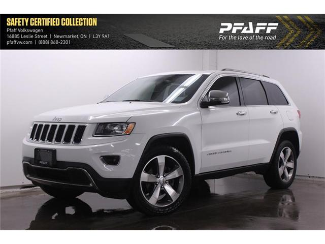 2015 Jeep Grand Cherokee Limited (Stk: V3310A) in Newmarket - Image 1 of 22