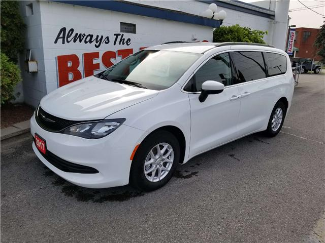 2017 Chrysler Pacifica LX (Stk: 18-525) in Oshawa - Image 3 of 14
