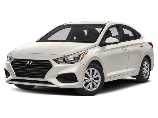 2019 Hyundai Accent Preferred (Stk: 19017) in Ajax - Image 1 of 9