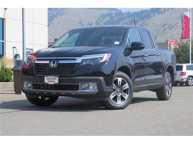 2019 Honda Ridgeline Touring (Stk: N14002) in Kamloops - Image 1 of 21